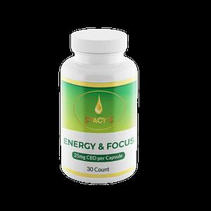 Energy & Focus Capsules