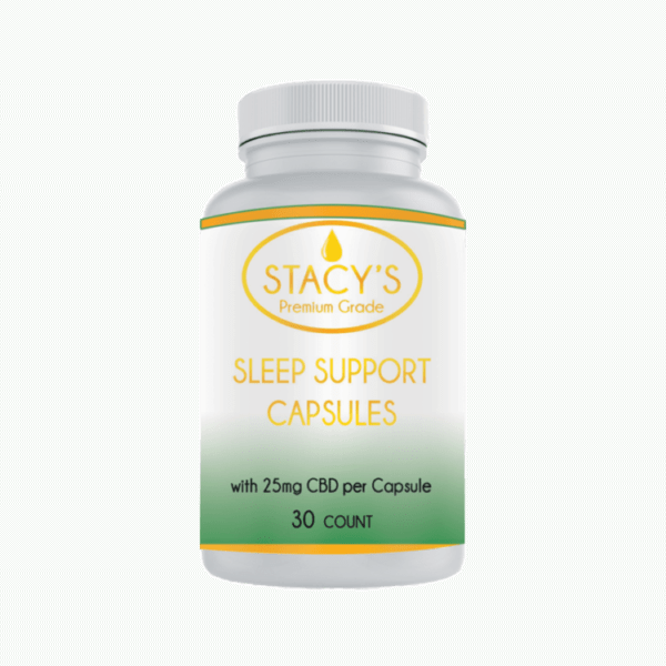 Stacy Sleep Support Capsules